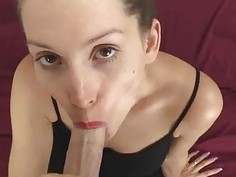Lelu Love Wants You To Shoot Your Big Load On Her Face