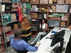 Shoplifters Bonni and Maya deserves a hot sex