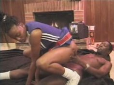 Young slut gets tongue fucked in pose 69