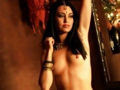 Lovely Lady From The Orient Is So Beautiful And Exotic