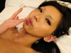 Mimi is a young Japanese chick who likes being fucked hard